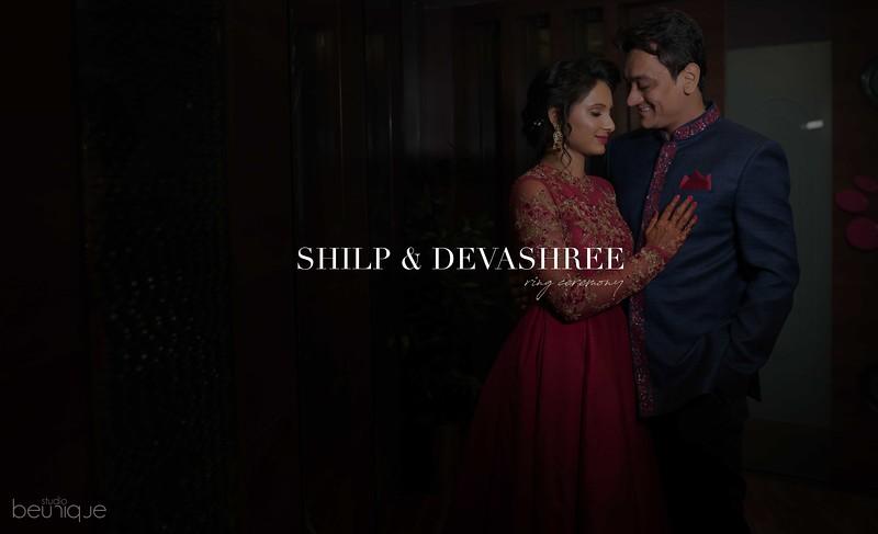 Shilp and Devashree