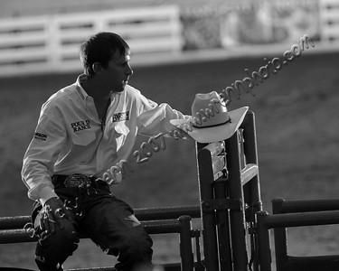 PBR Jerome Davis Anderson / Clemson Bull Riding 2009