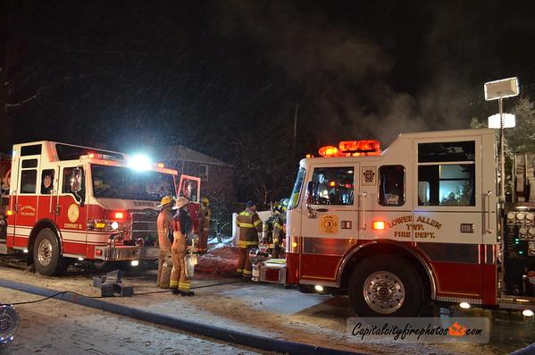 2/21/15 - Lower Allen Township, PA - Creek Rd