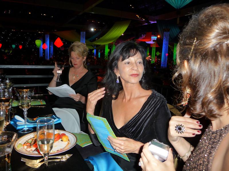 Lisa, Juanita, and Kelly