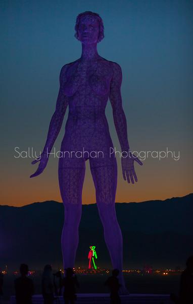 R-Evolution with The Man ~Burning Man 2015