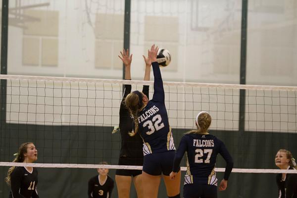 Fairfield vs. Northridge volleyball