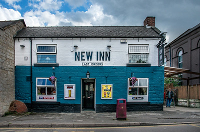 New Inn, Chesterfield