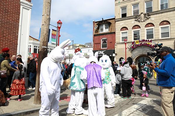 South Street Easter Promenade 2016