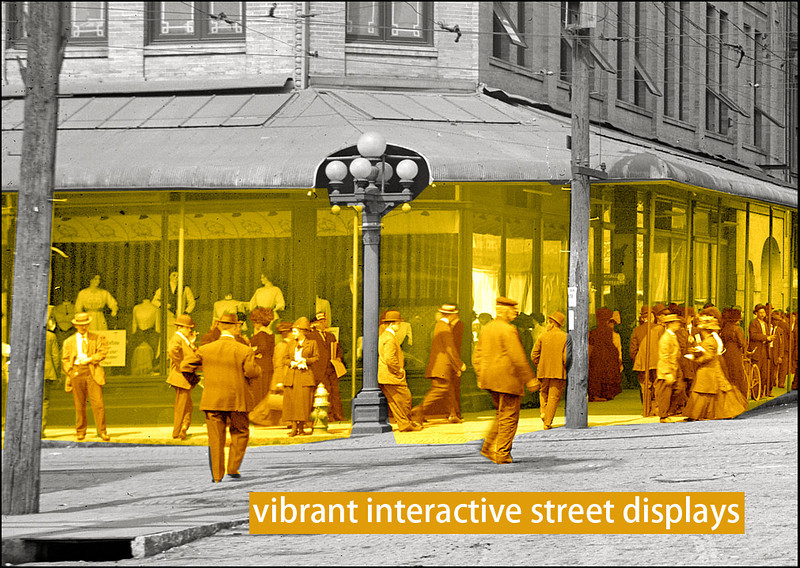vibrant street display and interactivity.jpg