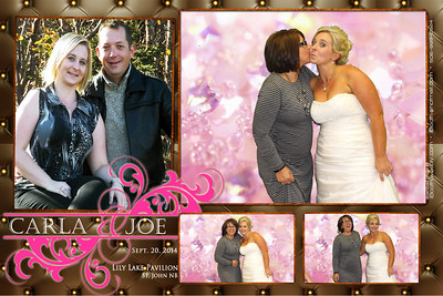 Carla + Joe Wedding