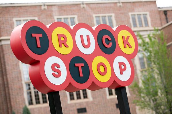 DU Truck Stop Rally