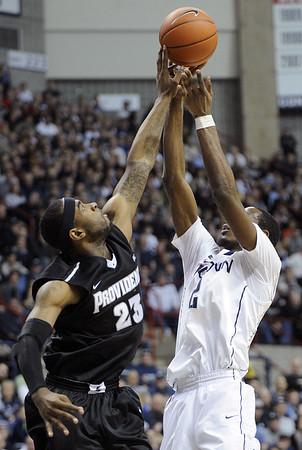 UConn men's basketball 10-18