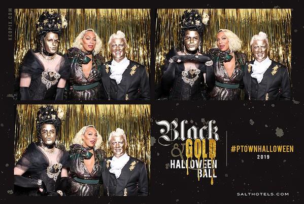 PRINTS - Salt Hotel Halloween
