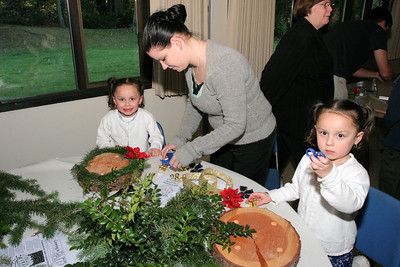 Advent Wreath  2005