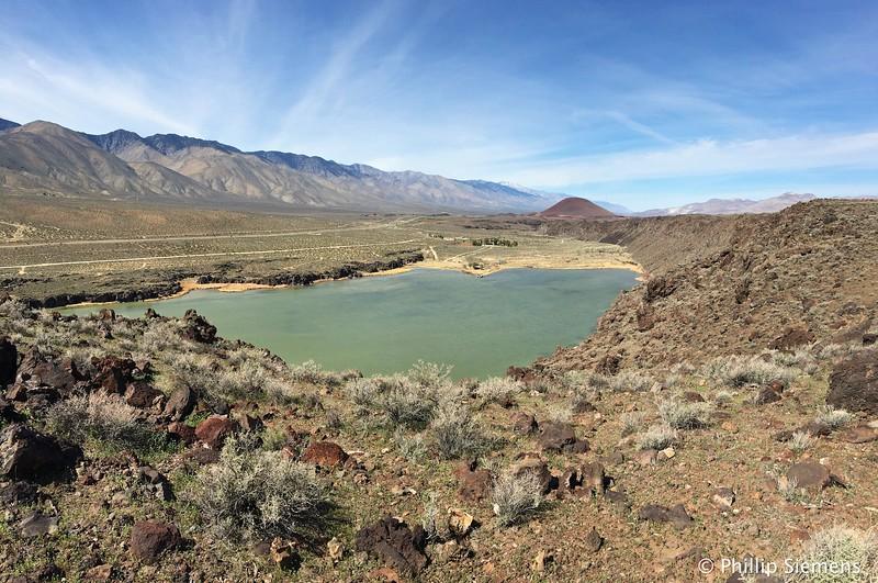 Little Lake panorama