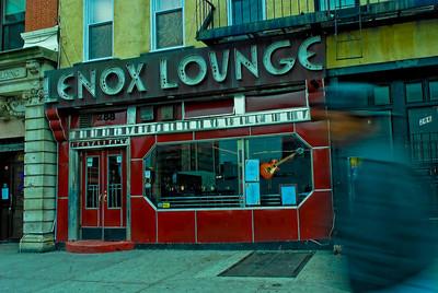 Lenox Lounge : Lenox Ave. - Harlem
