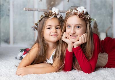 Вики и Плами Коледа 2019