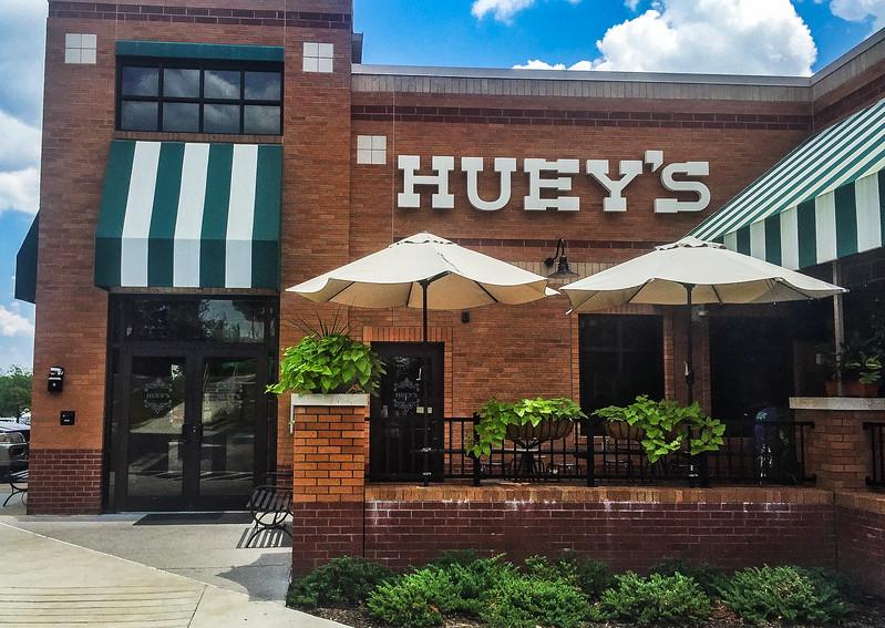 hueys restaurant memphis