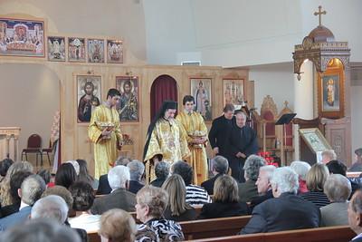 Ann Arbor Liturgy 11-18-12