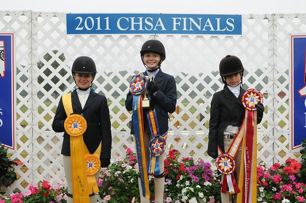 2011 CHSA Finals