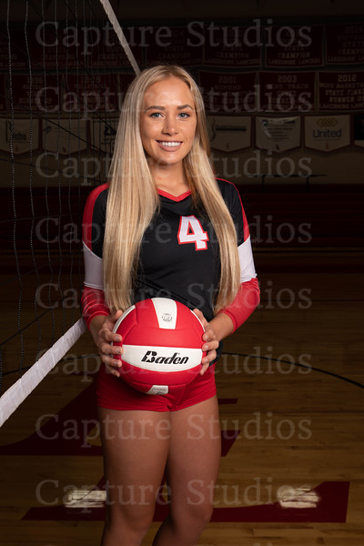 2018 LHS Volleyball Banner images
