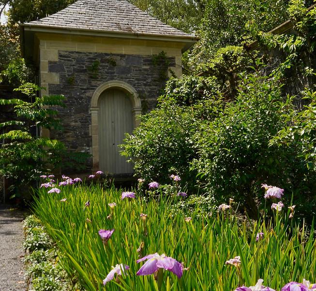 Walled Garden at Ilnacullin
