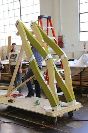 Team Sasaki-studioNYL at ACAW Workshop