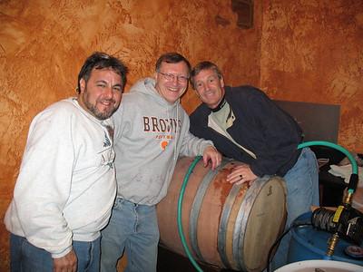 December wine 2002 bottles