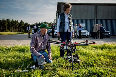 Drone demo