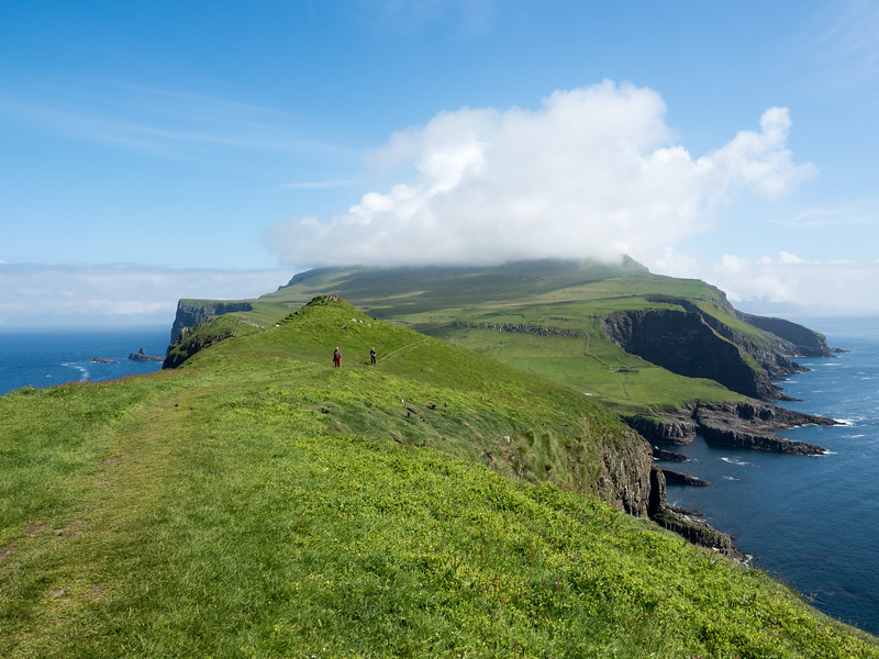 The island of Mykines