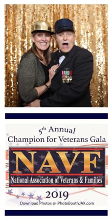 NAVF Veterans Gala 2019