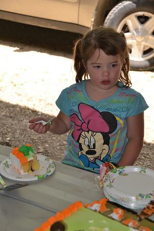 2014-05 Preslie's 4th  Birthday