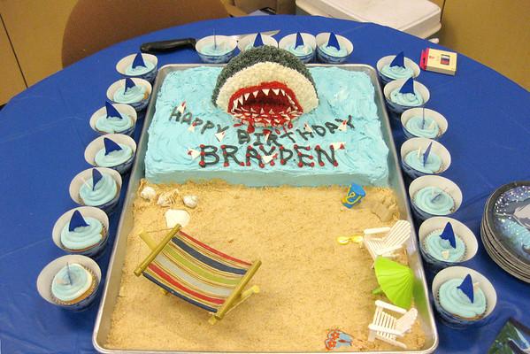 Brayden's B'Day