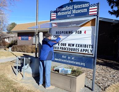 Photos: The Broomfield Veterans Memorial Museum Reopens