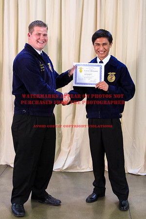FFA State and Proficiency Awards