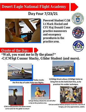 Desert Eagle Flight Academy Day 4