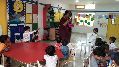 Parental Involvement in School Activity - Snoopys on 27.1.2020