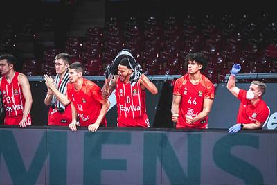 Bayern München Basketball | Erstes Heimspiel  vs Mailand | Euroleague 20/21