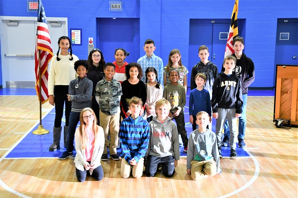 A Special Veterans Day Chapel Presented by Norwood's Military Families