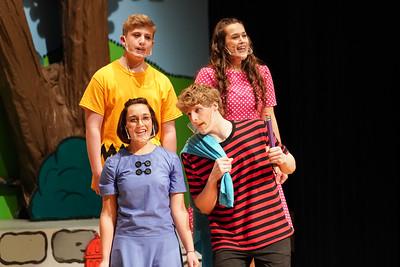 LB Charlie Brown Musical Dress Rehearsal Act 2 (2021-02-25)