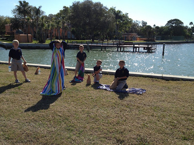Waterfront-Second Grade-2011-12
