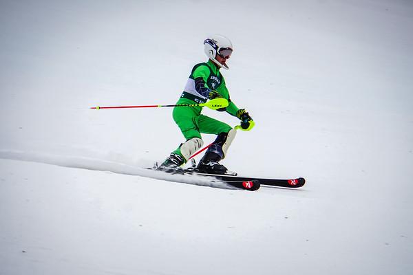 Alpine Ski Race at Mt. Sunapee