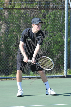 Berks Catholic vs Blue Mountain Boys High School Tennis 2015 - 2016
