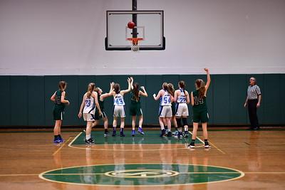 JV Basketball