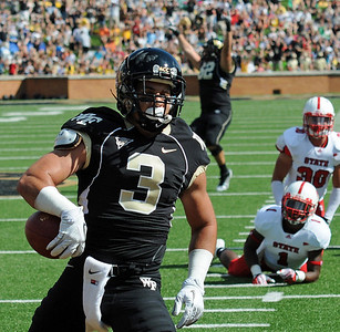 Wake Forest Football 2011