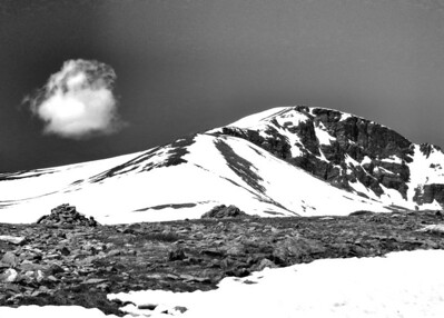 St Mary's Glacier 2014