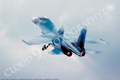 AFTERBURNER: Soviet Air Force Sukhoi Su-27 Flanker Jet Fighter Afterburner Pictures
