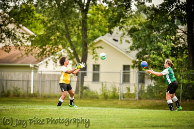 August 23, 2015 - PSC 05 Girls White - Game