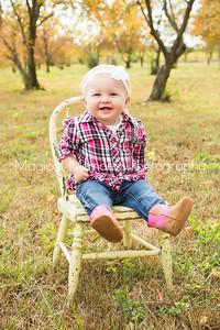 Baylee Kropp 1 Year