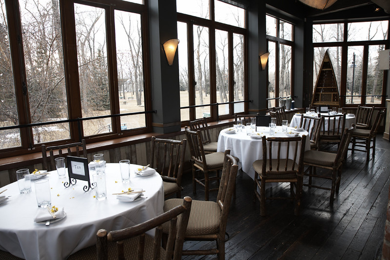 River Café Dining Room