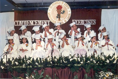 Commencement Exercises SY 1999-2000