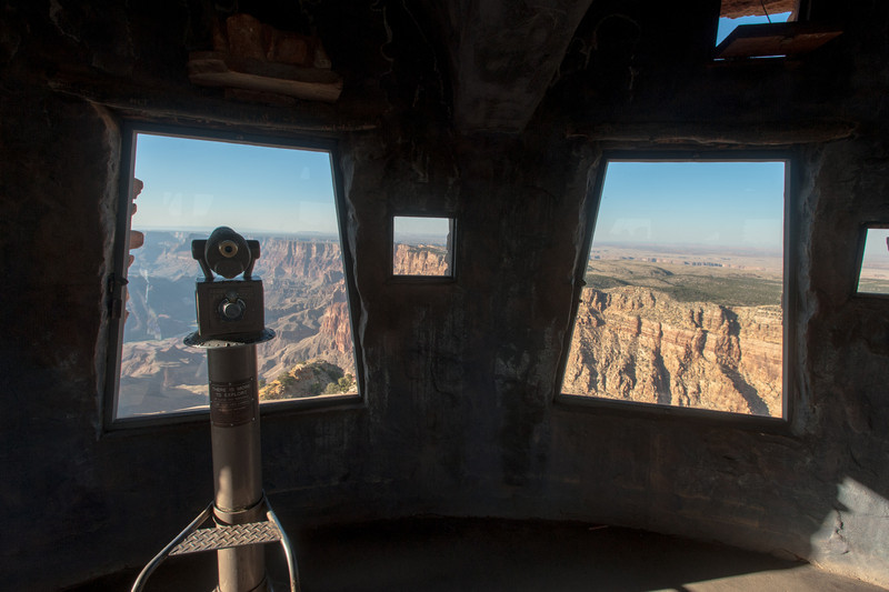 Grand Canyon - Watchtower