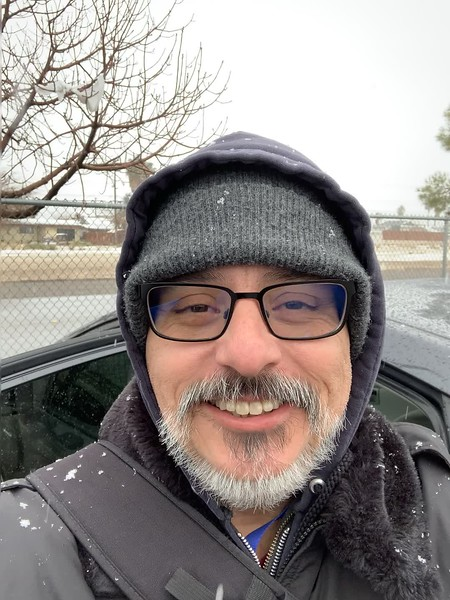 2019-02-21 Real Snow Day Las Vegas 10 - Snowfall at Work.mov