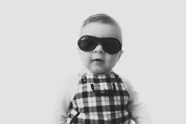 Baby:  Asher's Half Birthday (Monroe, GA)